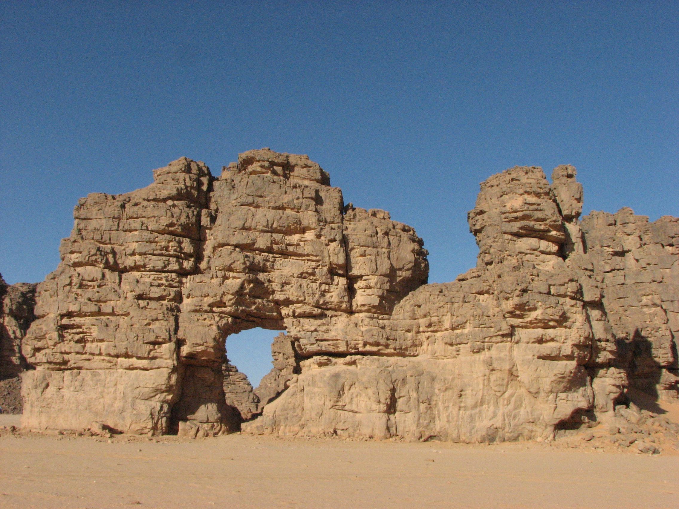 Sahara Algerije
