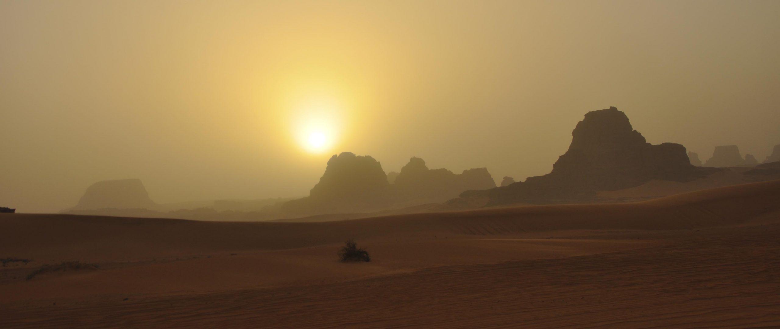 Algerije sahara