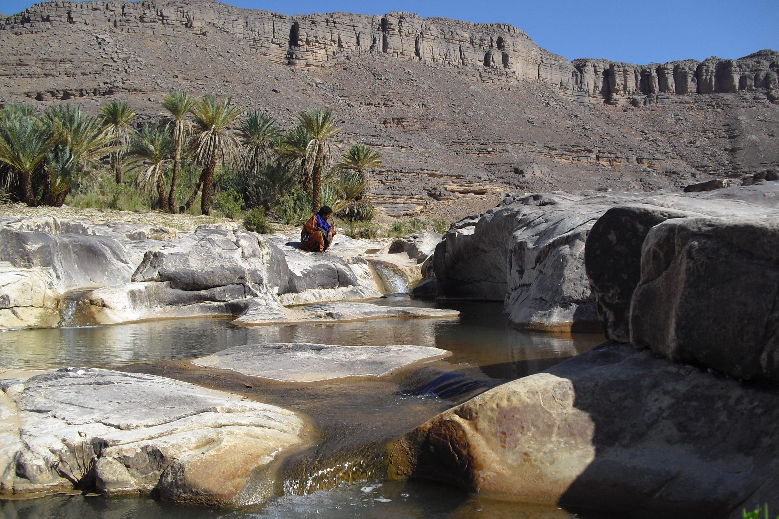 Algerije woestijn